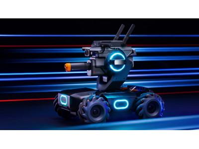 Обзор DJI RoboMaster S1