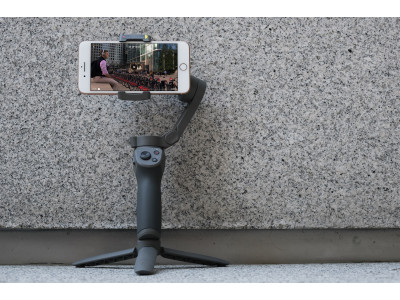 DJI Osmo Mobile 3: детальний огляд функцій і режимів зйомки (+відеоогляд)