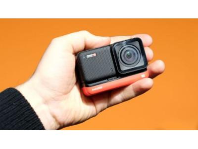 Insta360 One R – шедевр в мире экшн-камер
