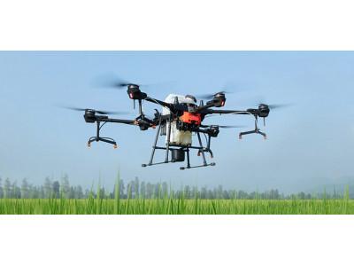 DJI представили новый агро-дрон - Agras T20