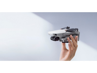 DJI представили свій новый квадрокоптер — DJI Mini 2
