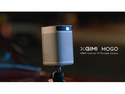 XGIMI MoGo - портативный проектор, который мы заслужили