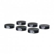 Комплект фильтров для DJI Mavic Air (Standard Series - 6 шт.)