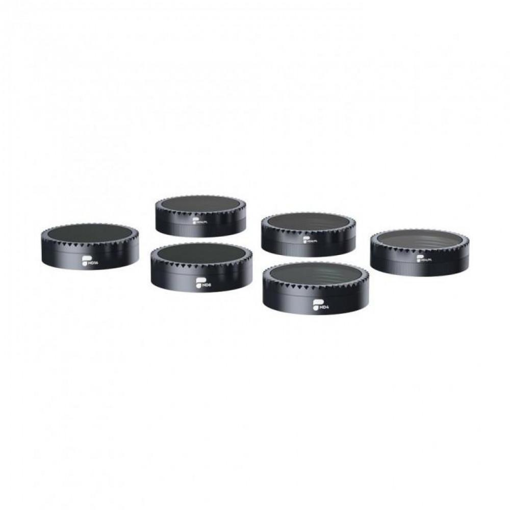 Комплект фільтрів для DJI Mavic Air (Cinema Series - 6 шт.)