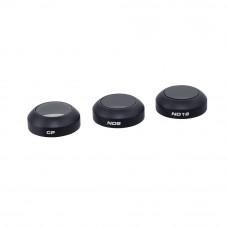 Комплект фільтрів для DJI Mavic Pro (ND8, ND16, CP)