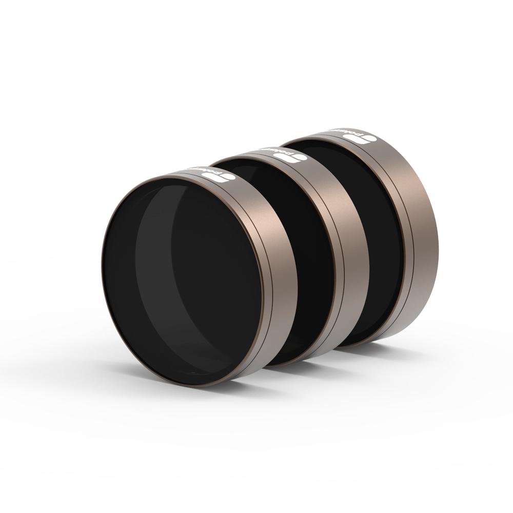Комплект фільтрів Shutter Collection для DJI Phantom 4 Pro (ND16, ND32, ND64)