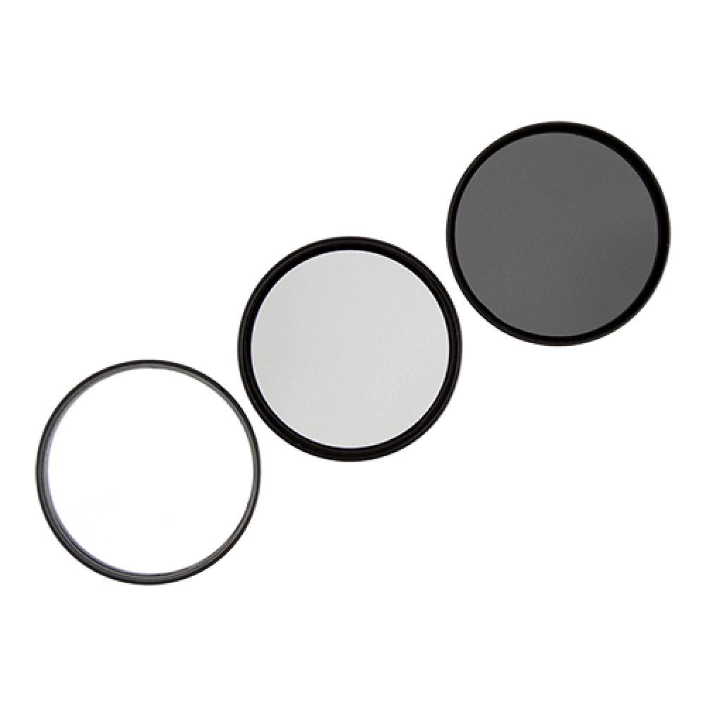 Комплект фільтрів для DJI Zenmuse X5/X5R/X5S (3 шт.)