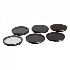 Комплект фільтрів для DJI Zenmuse X5/X5R/X5S (6 шт.)
