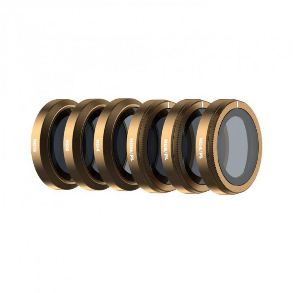 Комплект фільтрів для DJI Mavic 2 Zoom (Cinema Series - 6 шт.)