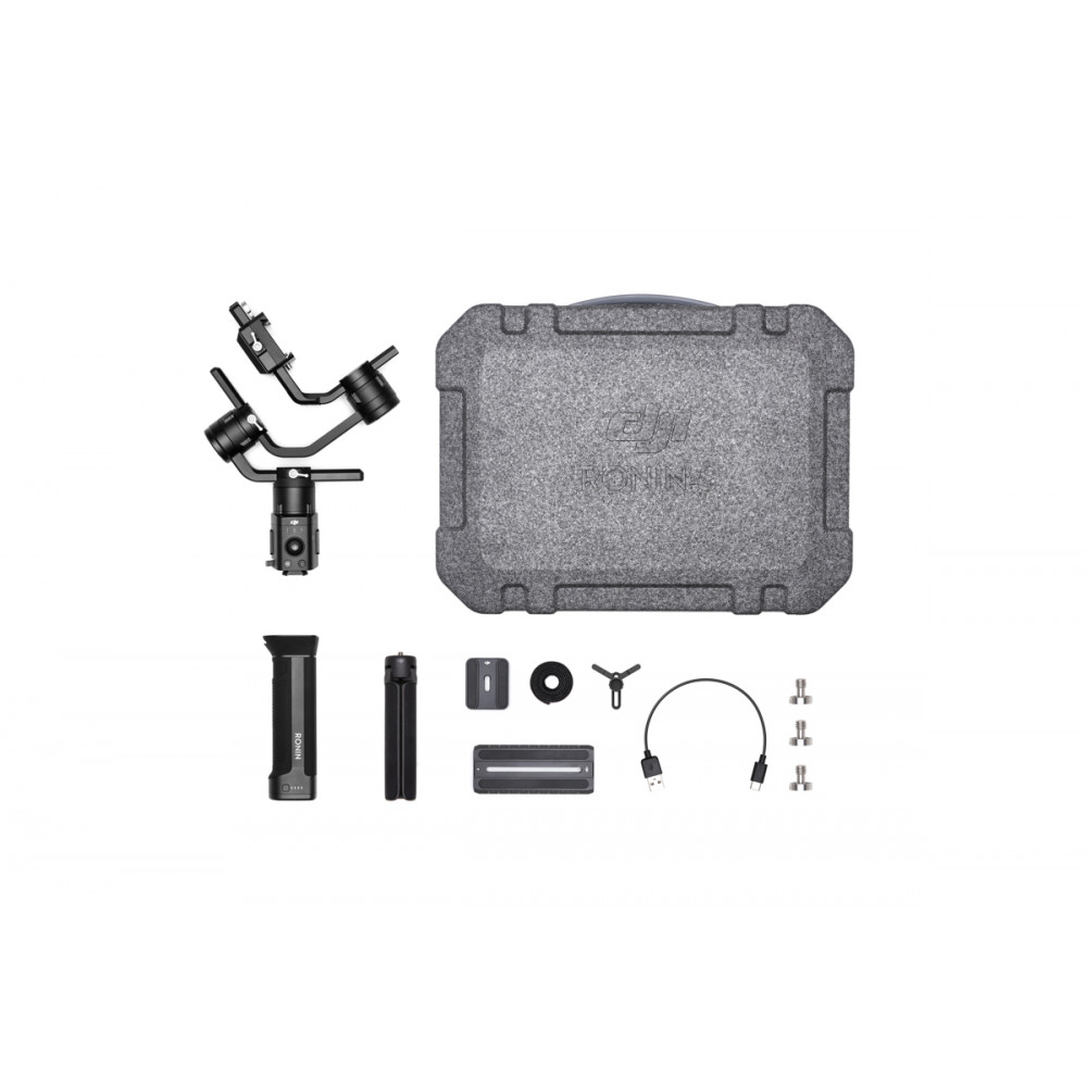Стабілізатор DJI Ronin-S Essentials Kit