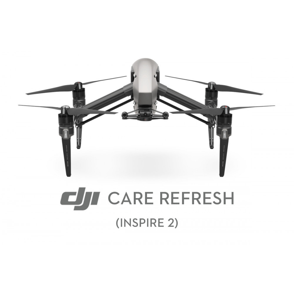 Страхування DJI Care Refresh 1-Year Plan (Inspire 2)