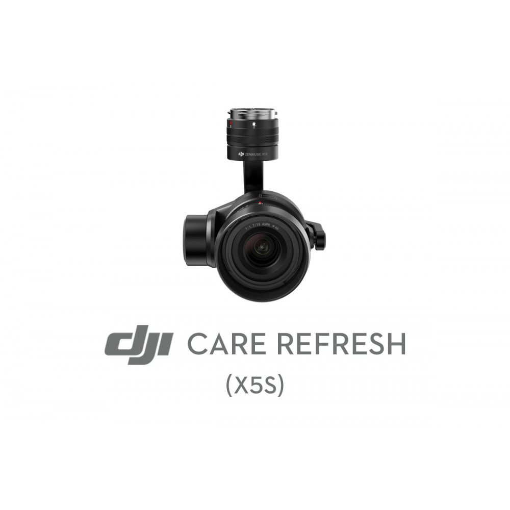 Страхування DJI Care Refresh (Zenmuse X5S)
