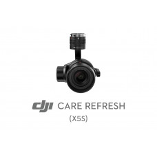 Страховка DJI Care Refresh 1-Year Plan (Zenmuse X5S)