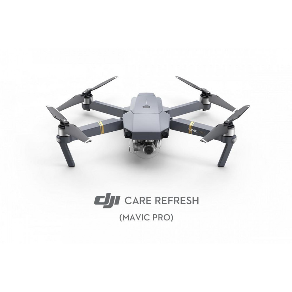 Страховка DJI Care Refresh 1-Year Plan (Mavic Pro)