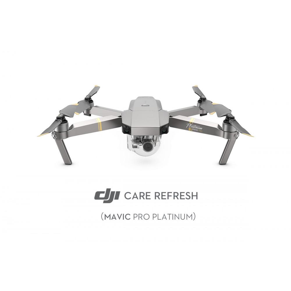 Страхування DJI Care Refresh 1-Year Plan (Mavic Pro Platinum)