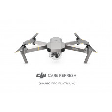 Страховка DJI Care Refresh 1-Year Plan (Mavic Pro Platinum)