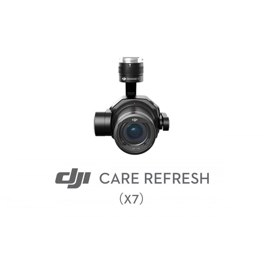Страхування DJI Care Refresh (Zenmuse X7)