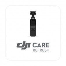 Страховка DJI Care Refresh 1-Year Plan (Osmo Pocket)
