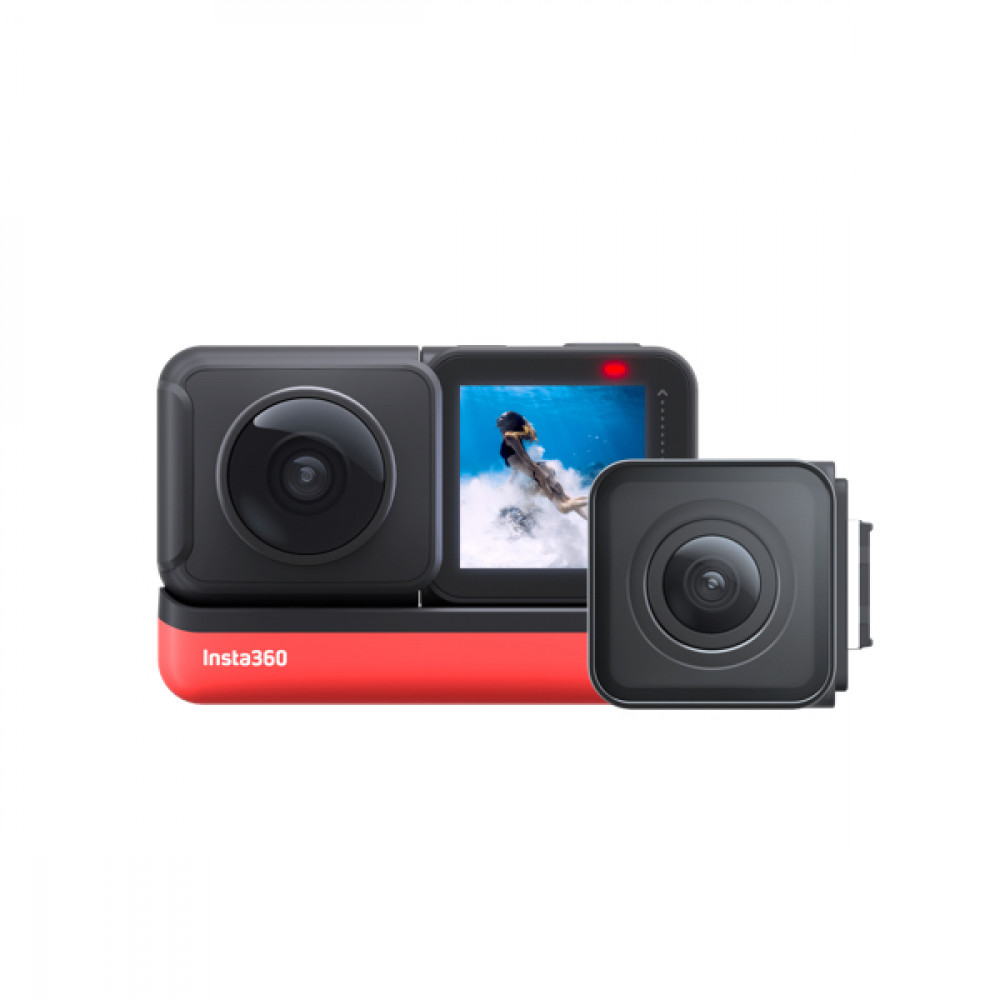 Панорамна камера Insta360 One R Twin