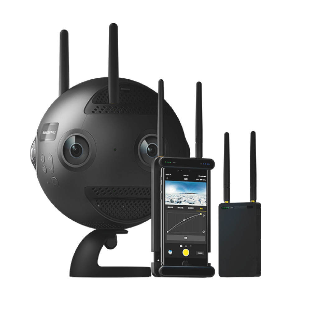Панорамна камера Insta360 Pro 2 (Standard)