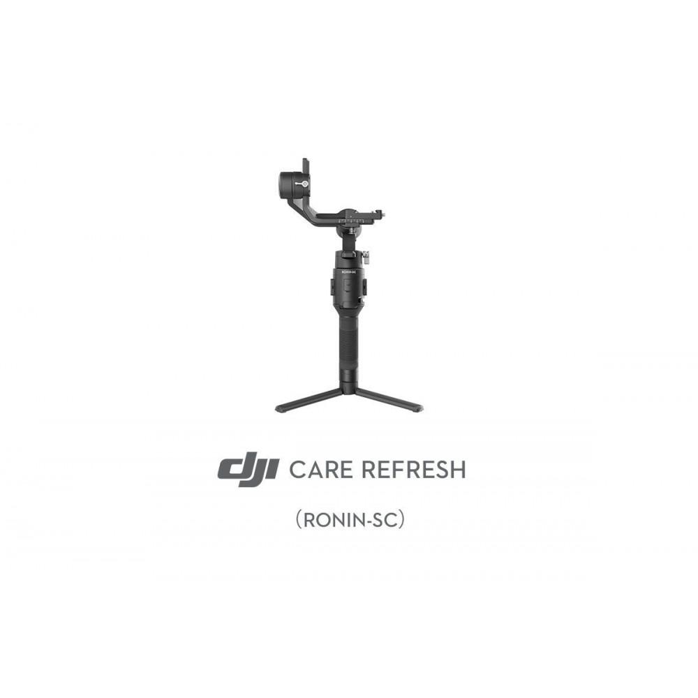 Страхування DJI Care Refresh 1-Year Plan (Ronin-SC)