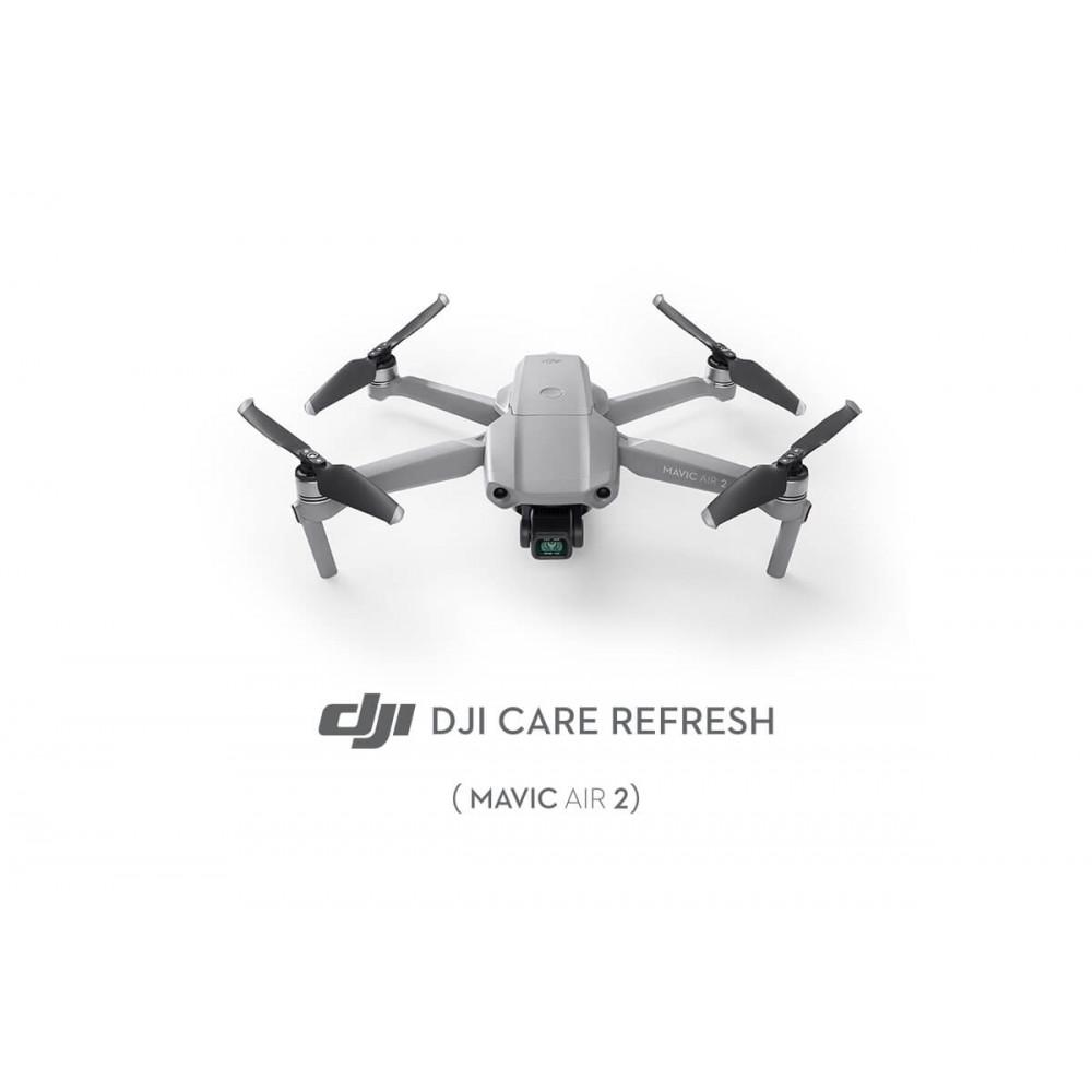 Квадрокоптер DJI Mavic Air 2 (  страхування DJI Care)