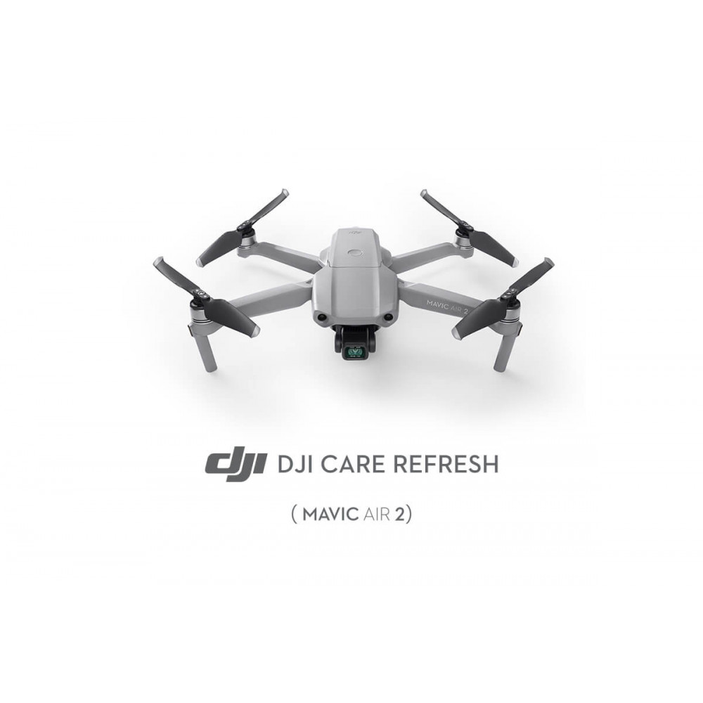 Квадрокоптер DJI Mavic Air 2 Fly More Combo (  страхування DJI Care)