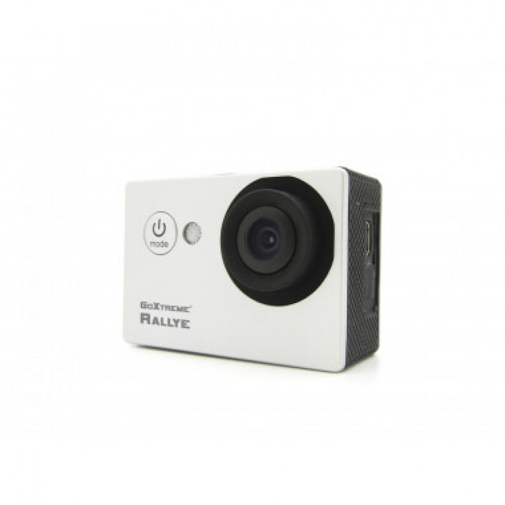 Екшн-камера GoXtreme Rallye Silver