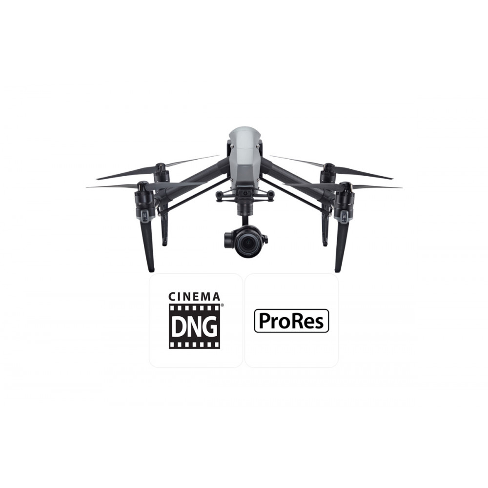 Квадрокоптер DJI Inspire 2 X5S Advanced Kit
