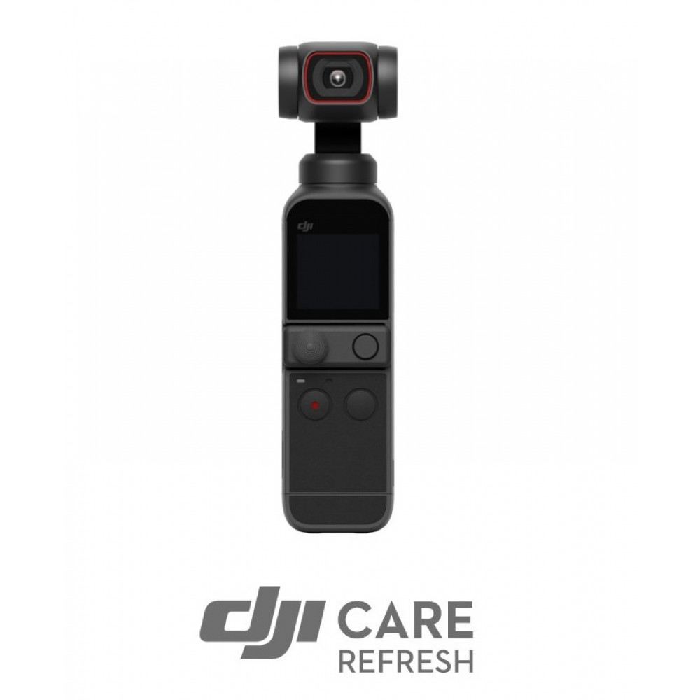 Страхування (картка) DJI Care Refresh 1-Year Plan (Pocket 2)