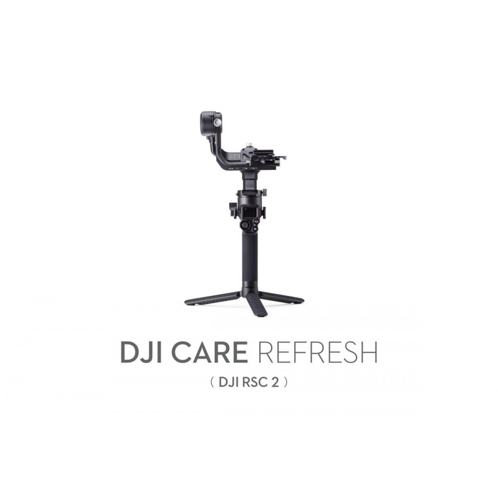 Страхування DJI Care Refresh 2-Year Plan (RSC 2)