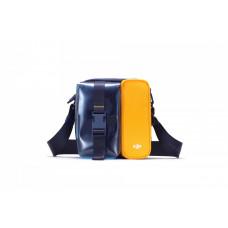 Фірмова міні-сумка DJI Mini (Жовто-блакитна)