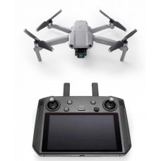 Квадрокоптер DJI Mavic Air 2 Fly More Combo (DJI Smart Controller)