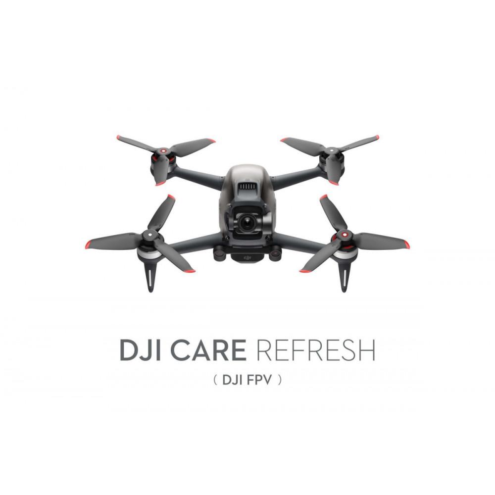 Страхування (картка) DJI Care Refresh 2-Year Plan (DJI FPV)