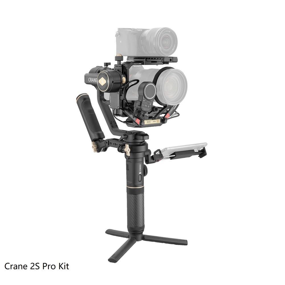 Стедікам Zhiyun Crane 2S Pro
