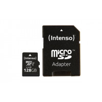 Карта пам'яті Intenso Micro SD Card UHS-I 128GB SDXC