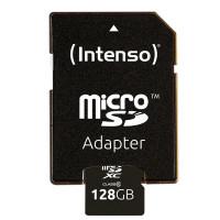 Карта пам'яті Intenso Micro SD Card PRO 128GB SDXC