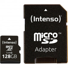 Карта пам'яті Intenso Micro SD Card Class 10 128GB SDXC