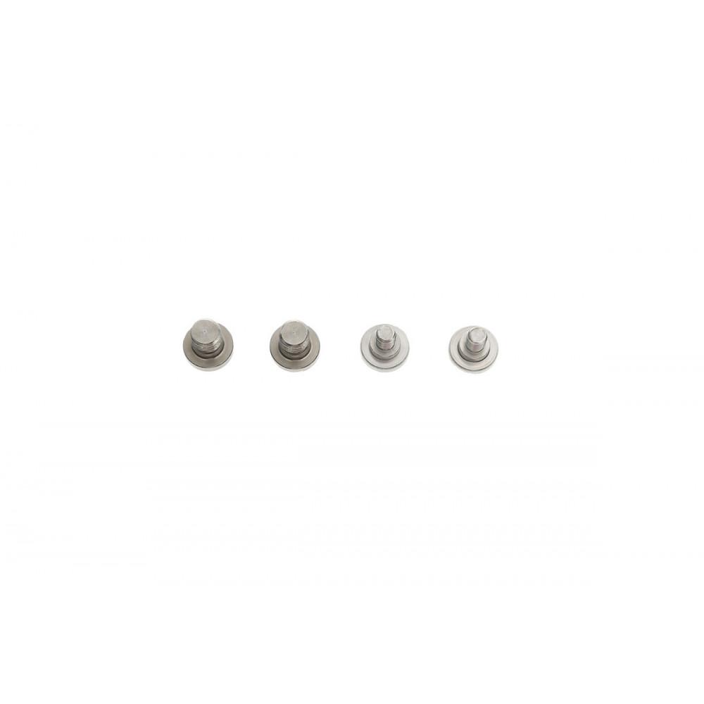 """Плоскі гвинти для кріплення камери на Ronin-M (1/4"""" и 3/8"""")"""