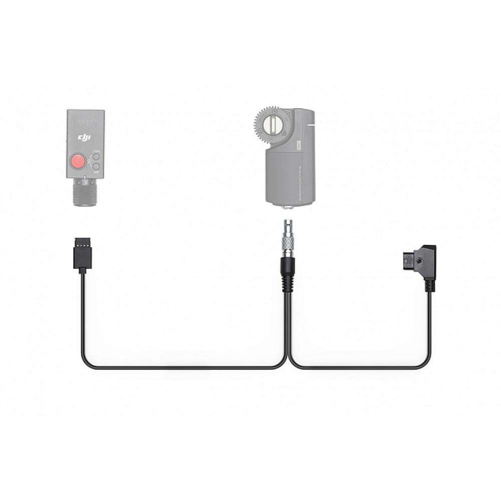 Кабель DJI Focus Thumbwheel Motor Cable
