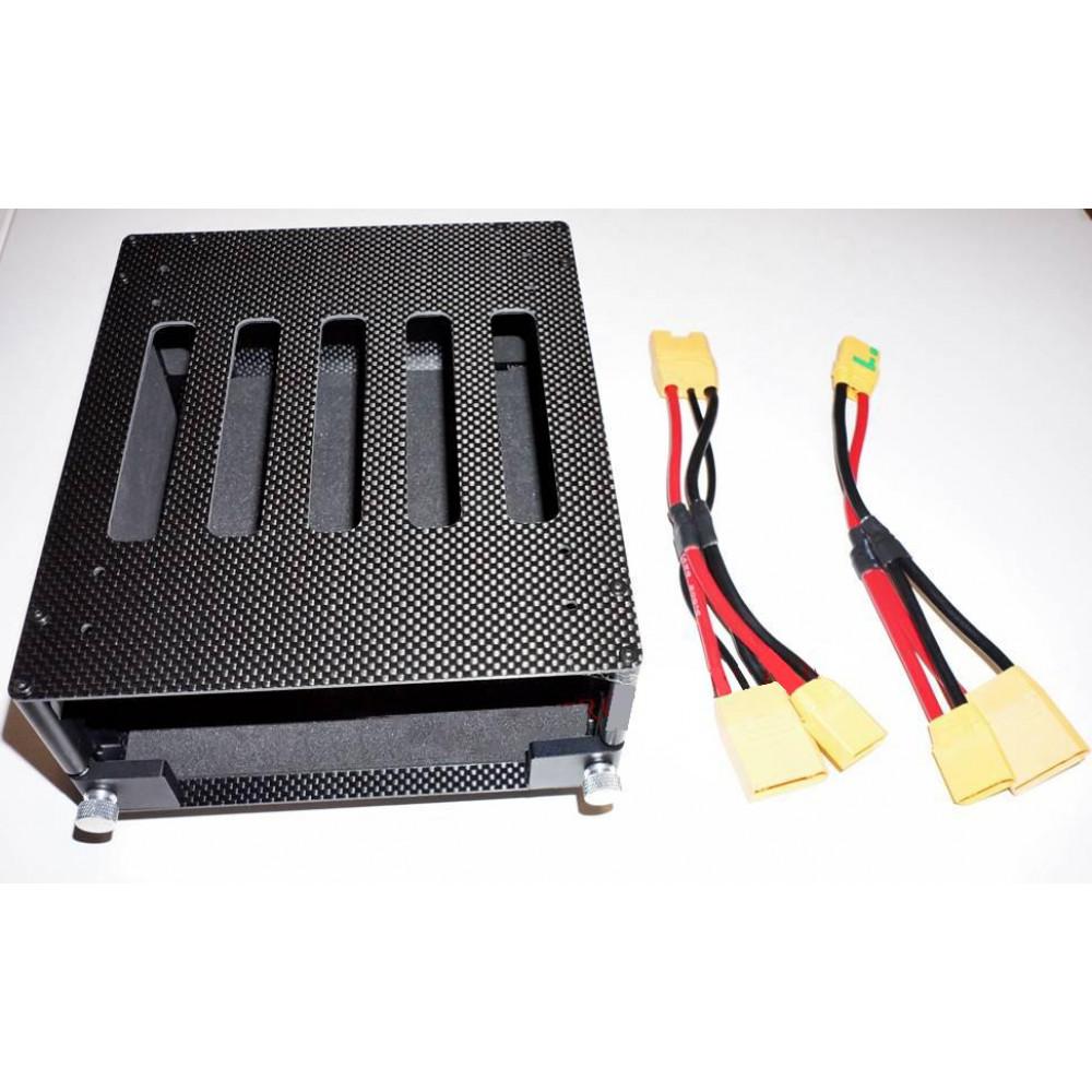 Комплект установки додаткової батареї для DJI Wind