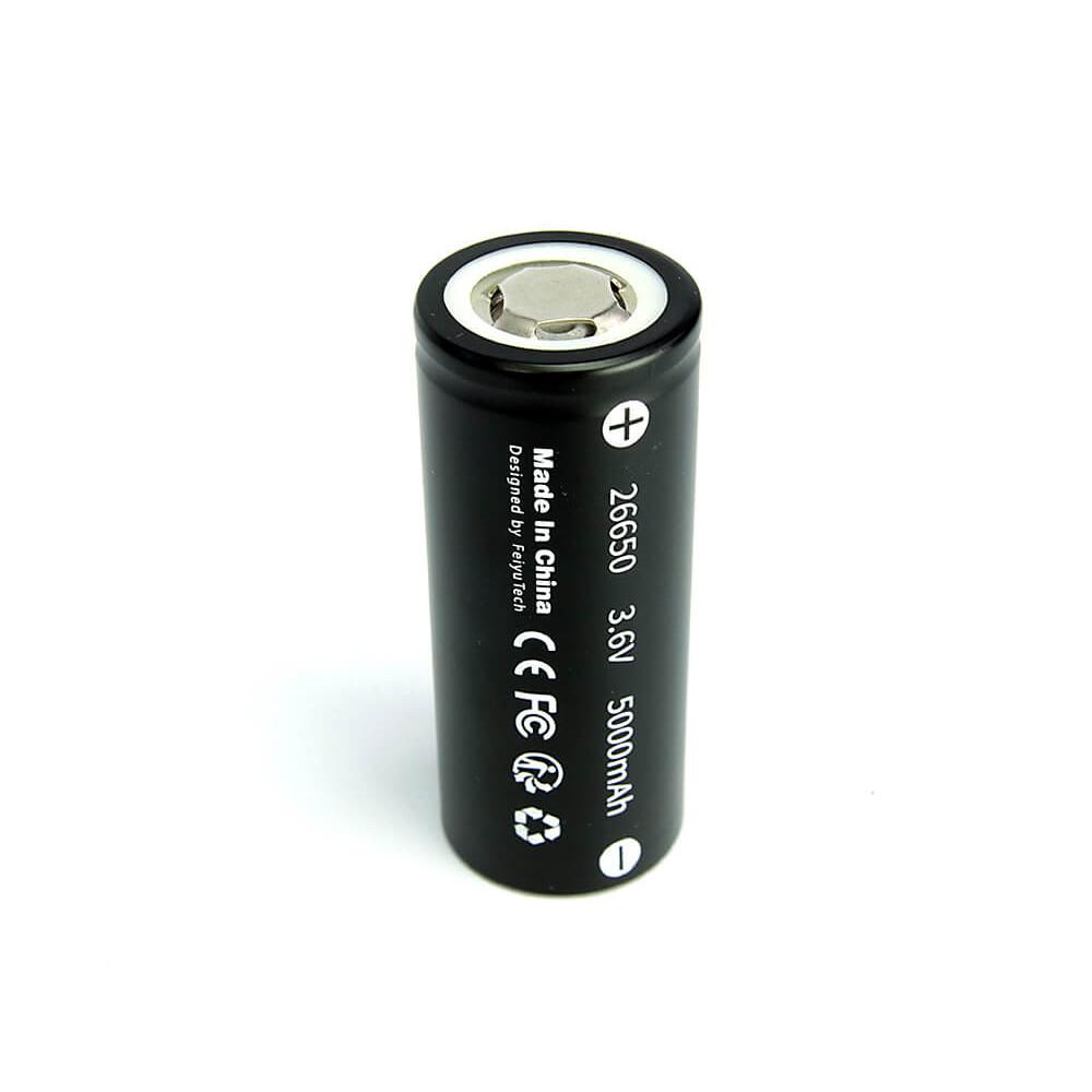 Акумулятор FeiyuTech 26650 (5000 мАч)
