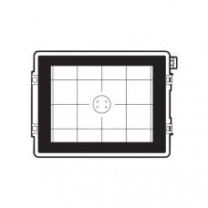 Екран фокусування 31/40 Мп CCD и 50 Мп CMOS Grid
