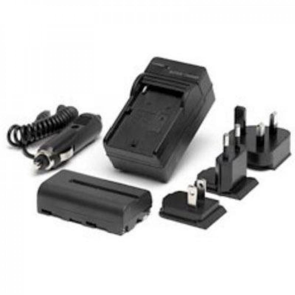 Зарядний пристрій і акумулятор Sony type