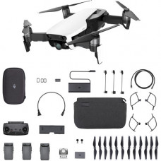 Квадрокоптер DJI Mavic Air Fly More Combo (Arctic White)