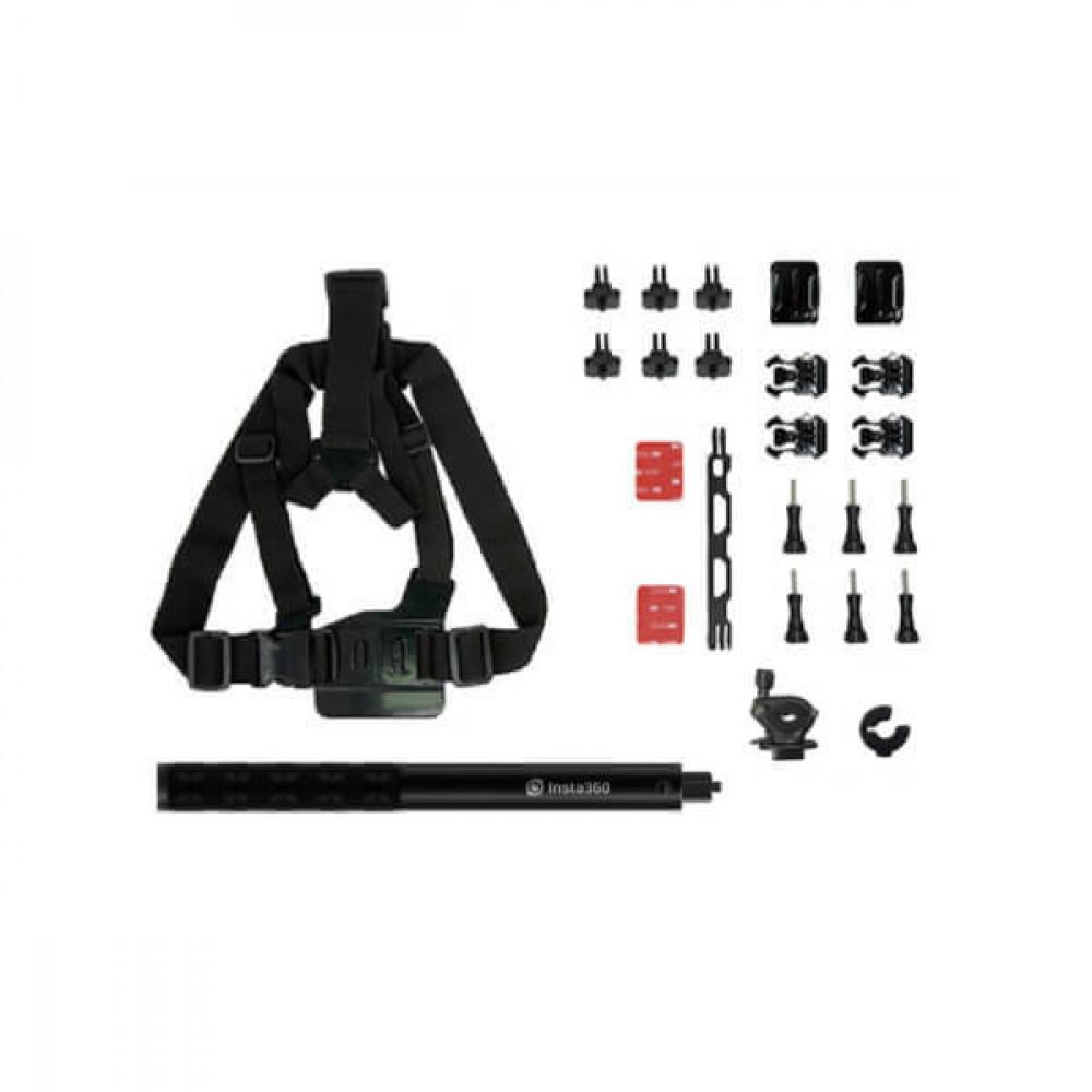Набір аксесуарів Bike Bundle для камер Insta360