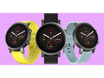 Новая модель смарт-часов от Mobvoi — TicWatch E3